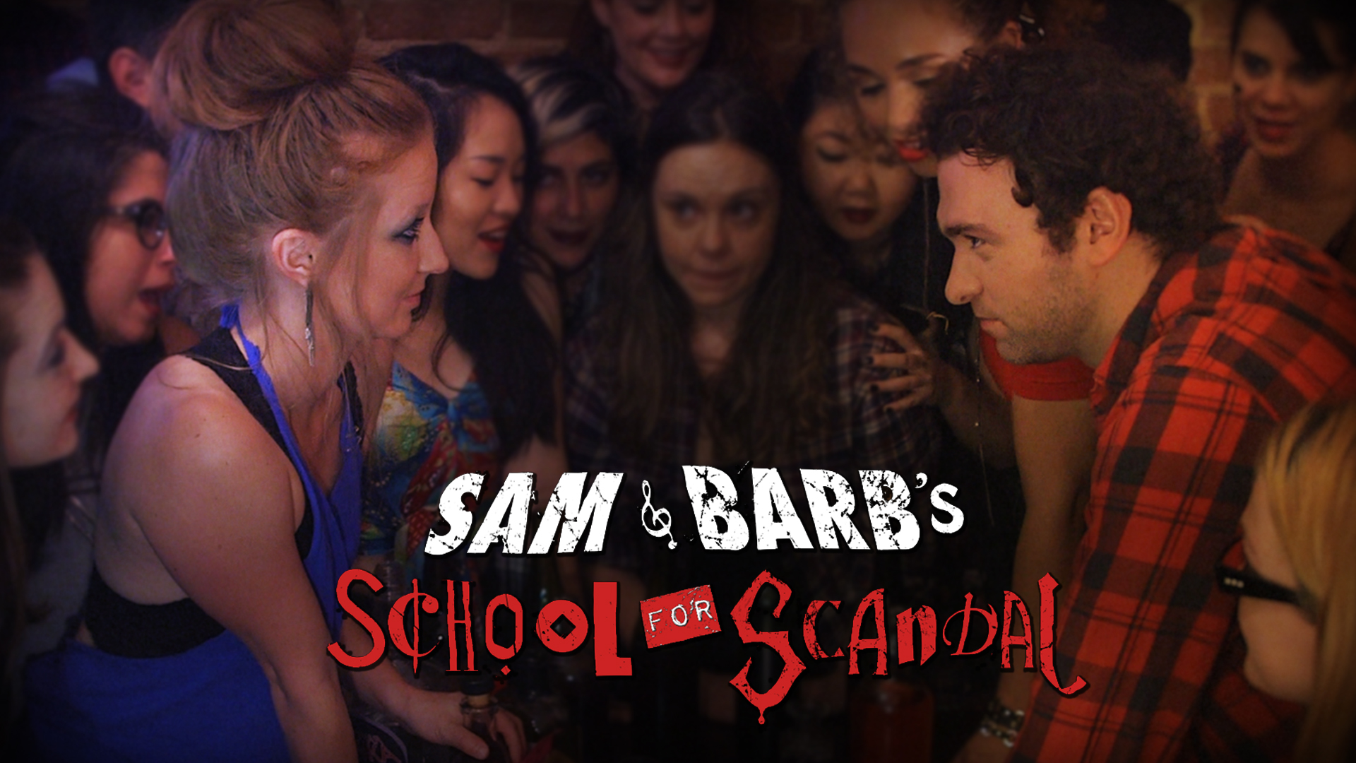 Sam & Barb's School for Scandal