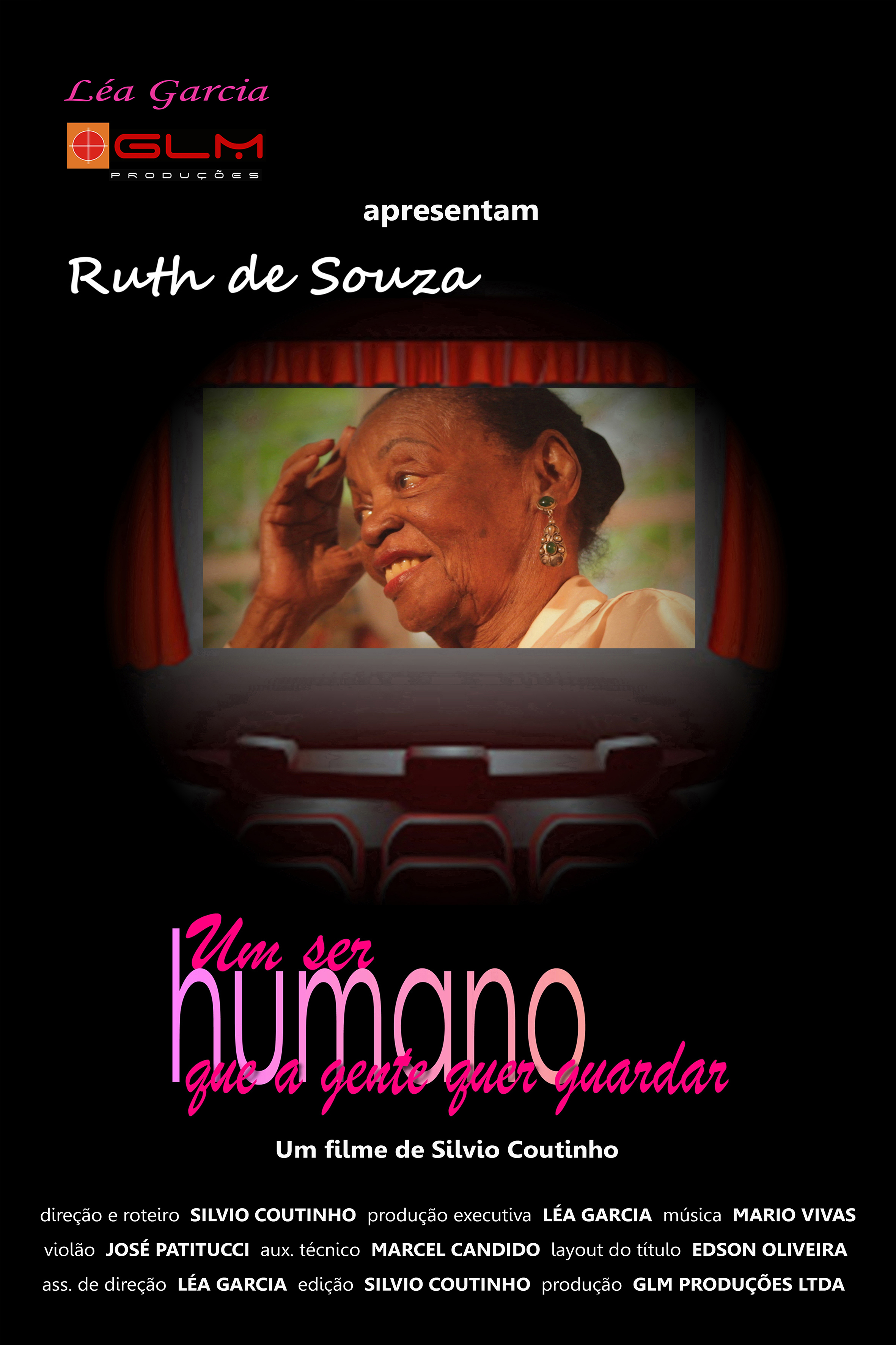 RUTH DE SOUZA - an human being we want to remember - 2013